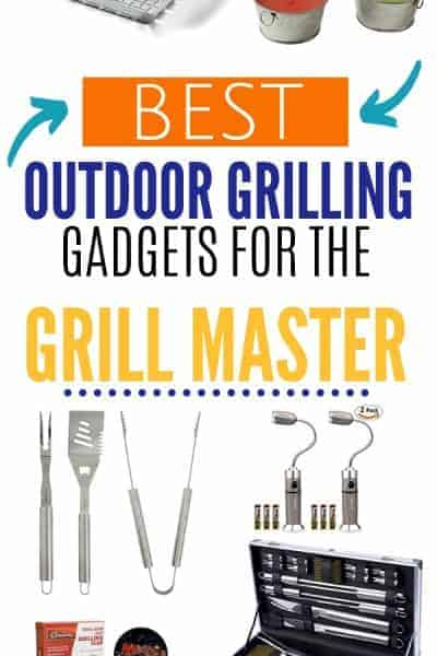 Best Outdoor Grilling Gadgets for the Outdoor Grill Master