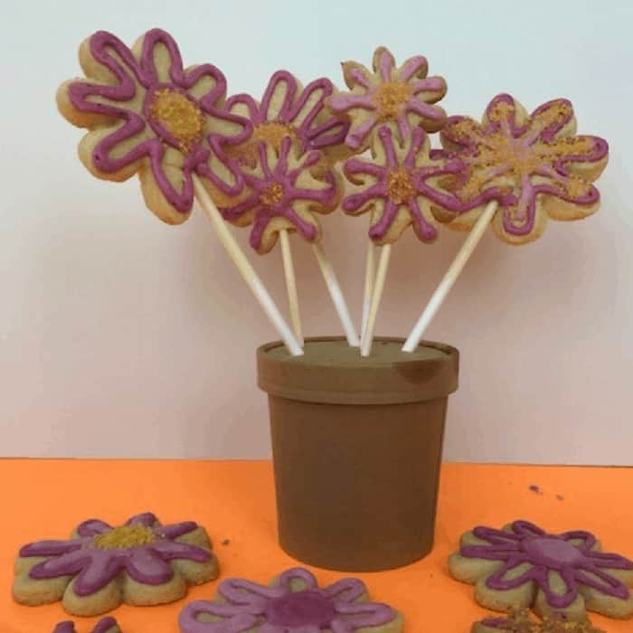 DIY Cookie Bouquet Subscription Box