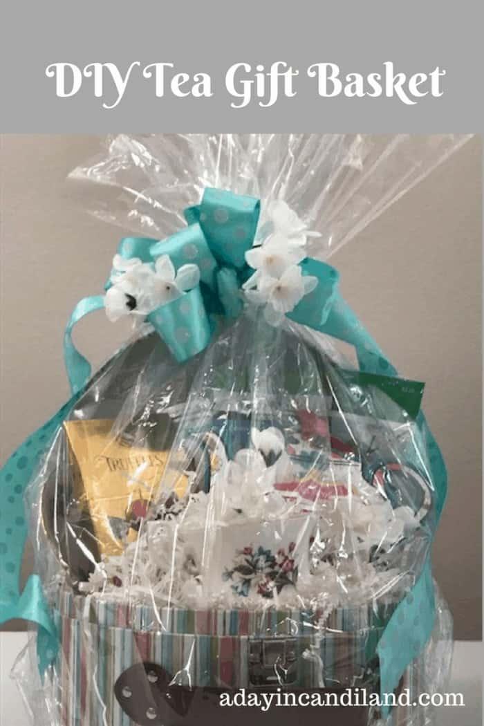 DIY Tea Gift Basket