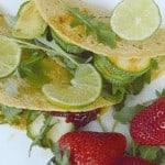 Grilled Squash Vegetarian Tacos