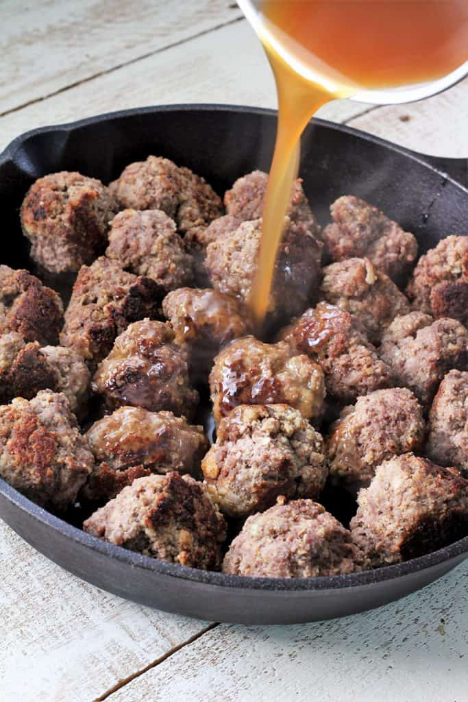 Hawaiian Meatballs meal plan 120