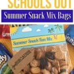 DIY Schools Out Summer Snack M