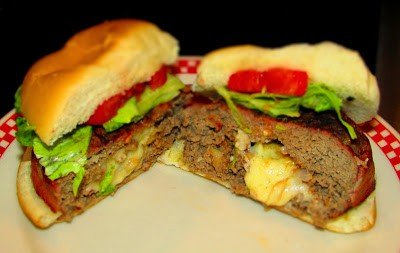 Hamburger Surprise meal plan 123