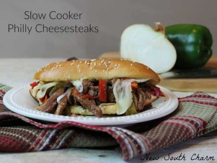 Slow-Cooker-Philly-Cheesesteaks-FB meal plan 125