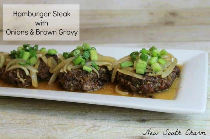 Hamburger-Steak-with-Onions-and-Brown-Gravy-Content meal plan 128