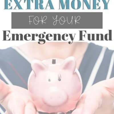 How To Start Your Emergency Fund and Why You Need One