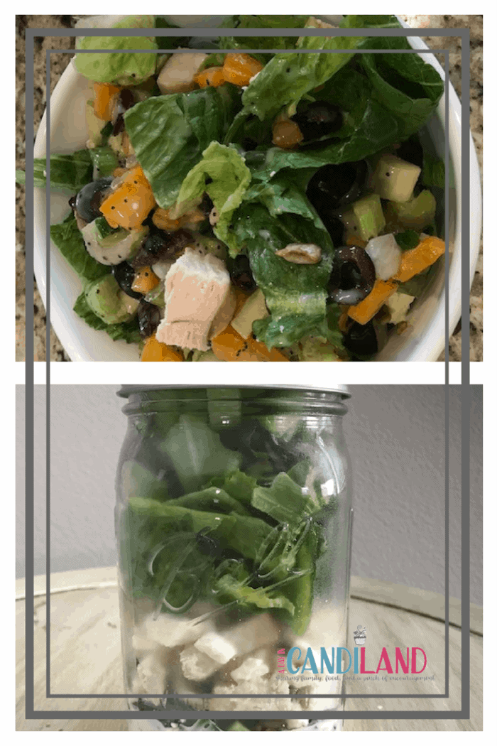 Meal Prepping Salads In Jars