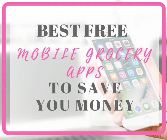 Best Free Mobile money saving grocery apps that save you money