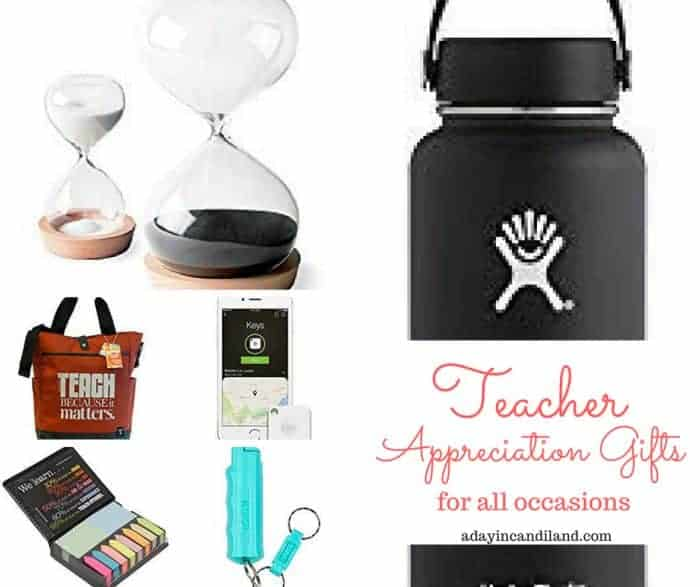 Teacher gift guide gifts for all occasions.