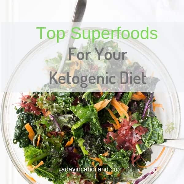 Top Superfoods for ketogenic diet