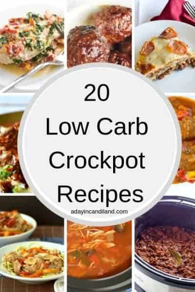 20 Easy Low Carb Crockpot Recipes