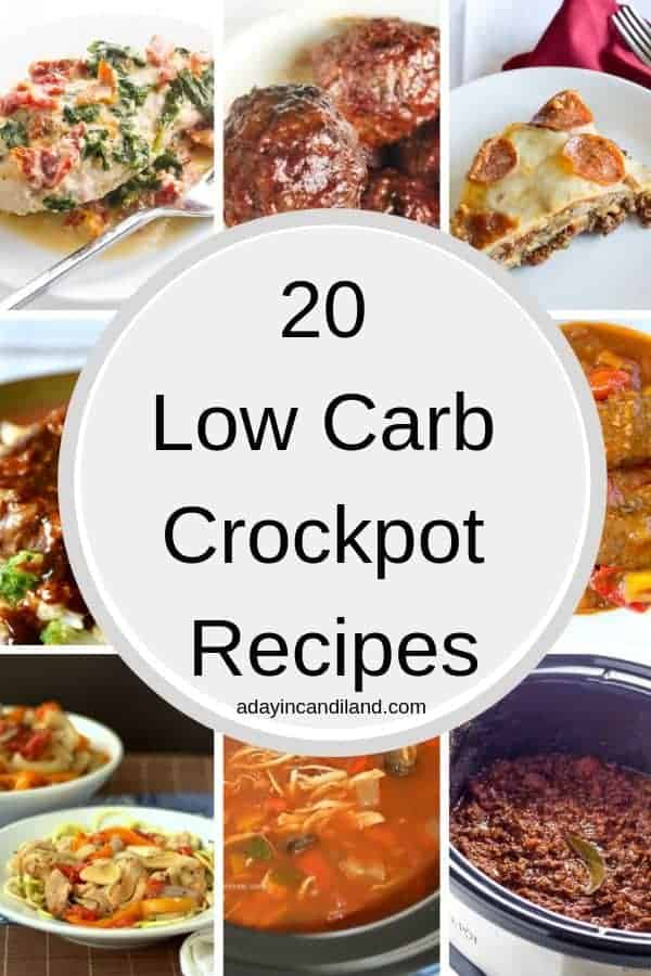 20 low carb crockpot recipes