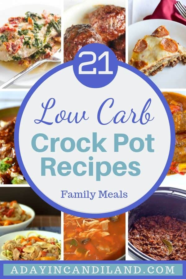 Collection of Crockpot Low Carb Recipes
