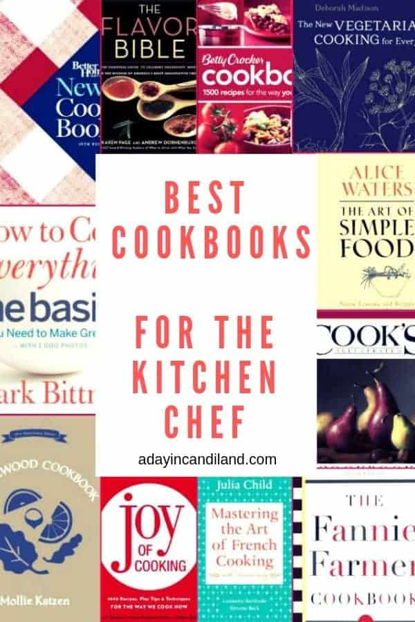 All Time Favorite Cookbooks