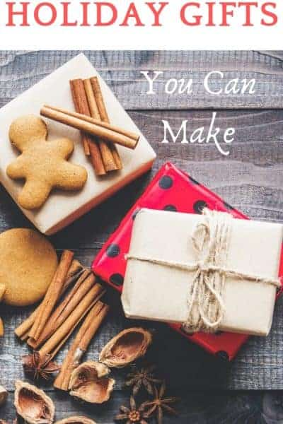 Edible Christmas Gifts: Make Ahead Ideas They will Adore