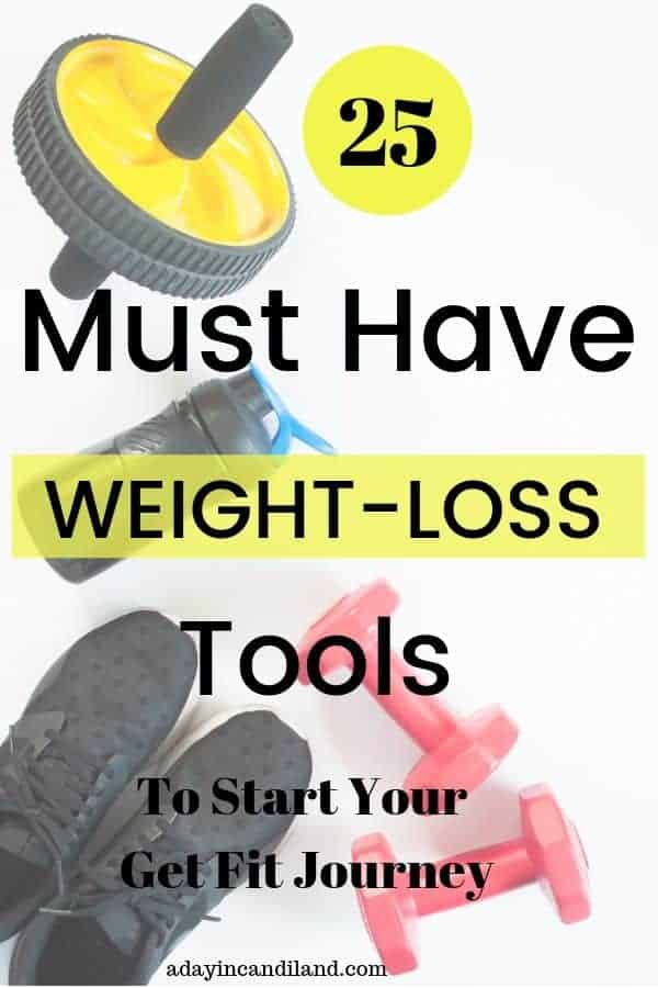 must have weight loss tools for at home workouts