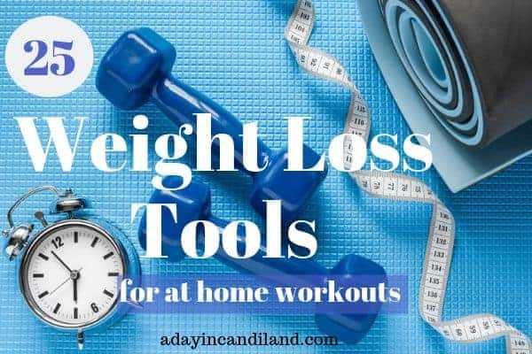 Weight Loss tools for at home workouts