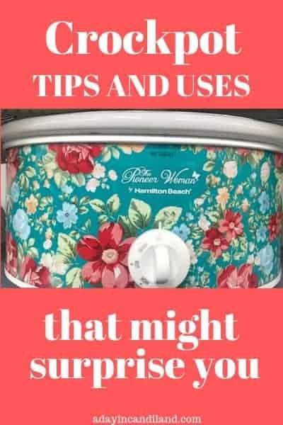 13 Crockpot tips and uses