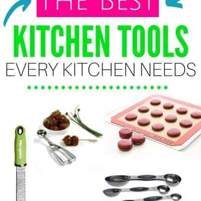 Best Baking Essential Tools Every Kitchen Needs
