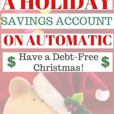 Set Up A Christmas Budget Using Cash