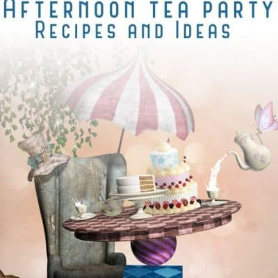 Alice in Wonderland Tea Party