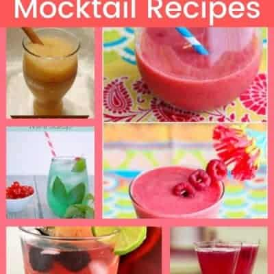 Romantic Mocktail Drinks