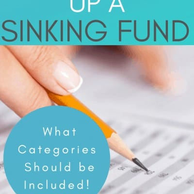 What Are Sinking Funds