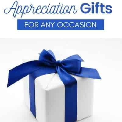 Teacher Appreciation Gifts For All Occasions