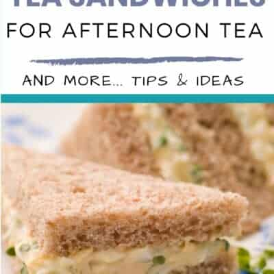15 Delicious Afternoon Tea Sandwiches