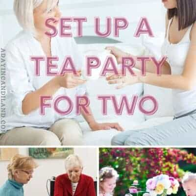 Tea For Two Party Ideas