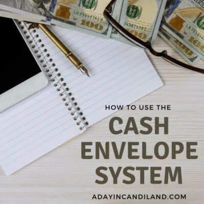 Cash Envelopes: How to Use the Cash Envelope System