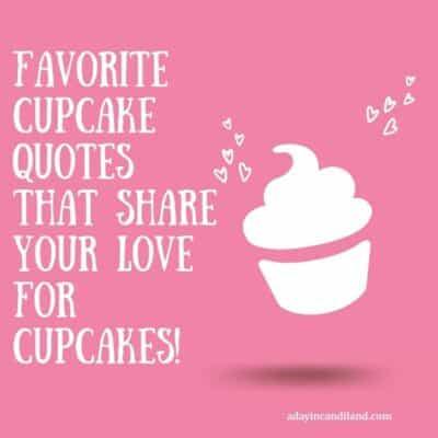 Best Cupcake Quotes